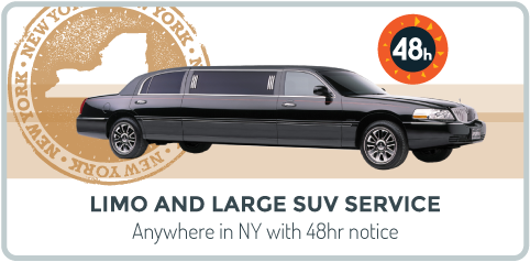 Limo and Large SUV Service